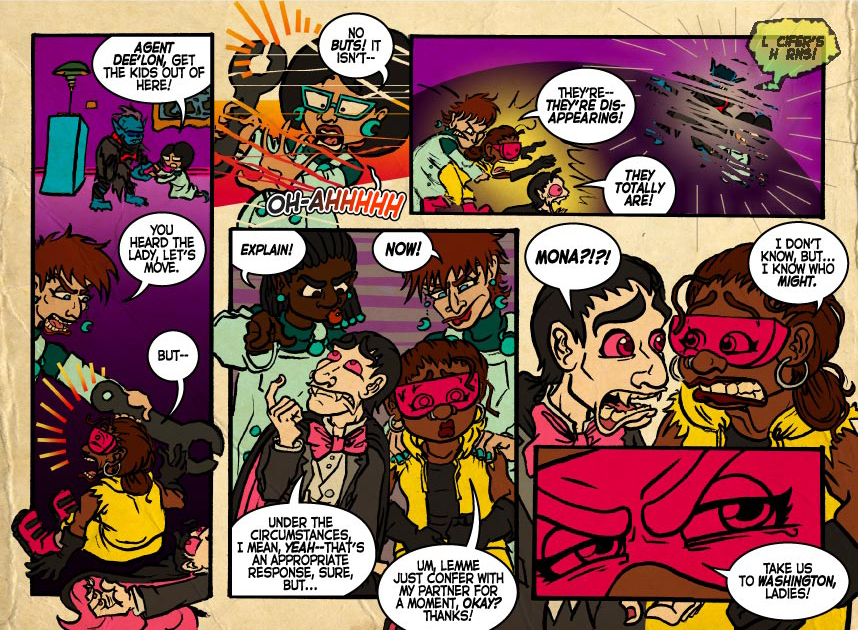 Block Party 2666, Page 21